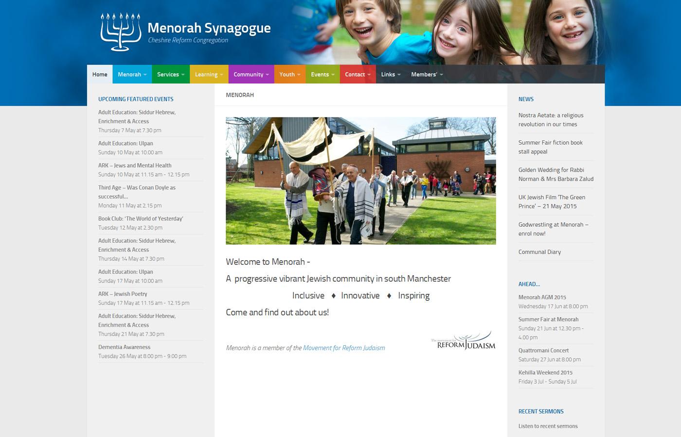 Menorah Synagogue