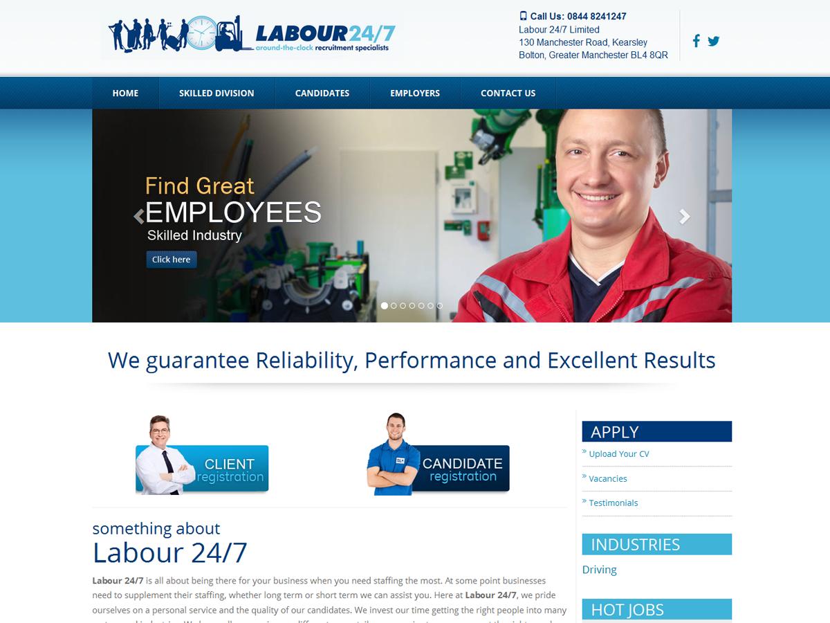 Labour 24/7